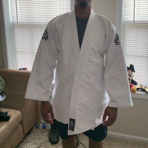 Men's Gracie GI Jiu-Jitsu Brand Kimono Academy Top